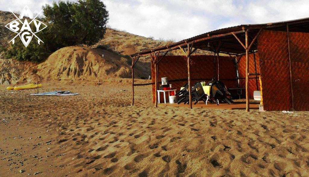 whale camp, Mag Bay Mexico