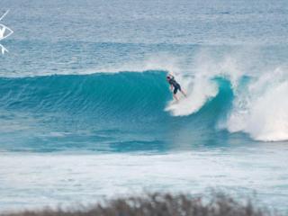 Big Wave at Cuevas, Mag Bay Mexico