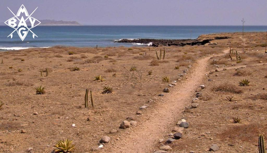 Trail, Mag Bay Mexico